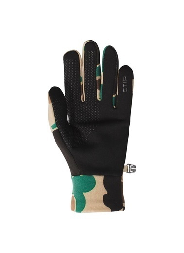 The North Face Etip Recycled Glove Erkek Eldiven - T94Shas7U Haki
